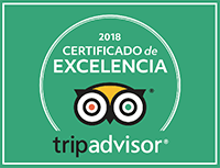 TripAdvisor, Certificate of Excellence Winner 2018